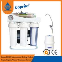 Domestic 50 / 75 / 100GPD Home Under Sink Water Filter System For Home Manufactures