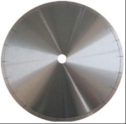 Continuous And Segmented Rim Diamond Cutting Blade For All Ceramic Tile Materials Manufactures