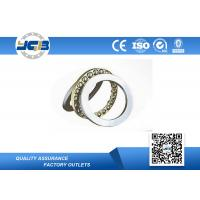 China High Precision SS Thrust Ball Bearing For Skateboard Wheels Axial Load 51101 on sale