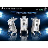 NUBWAY HIFUSHAPE High Intensive ultrasonic machine for body slimming Manufactures