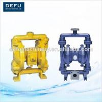 China QBY-100 cast iron double air diaphragm pump on sale