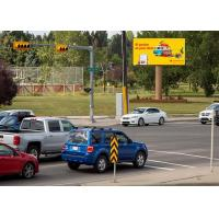 China Commercial P8mm Outdoor LED Display Billboard IP65 Advertising Board on sale
