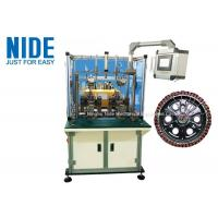 220v Power Electric Automatic Motor Winding Machine, Double Stations outslot flyer winding machine Manufactures