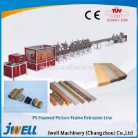 China PS foamed picture frame extrusion line/ extruder machine on sale