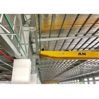 4 Pole 660 V Powerail Conductor Rail System For EOT Cranes HFP56 -3 Manufactures