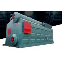 SZS Laboratory Natural Gas Steam Boiler 14MW 130℃ Blast  Proof Door Manufactures