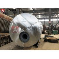 China Diesel Gas Horizontal Fire Tube Boiler 6 Ton High Speed Corrosion Resistance For EPS on sale