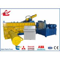 PLC Automatic Control 22kW Hydraulic Bailer Machine for Scrap Recycling Company Manufactures