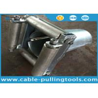 China Guide Bellmouth Lockable Multiple Roller Underground Cable Tool Cable Laying Equipment on sale