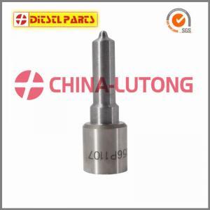 China Ptype  cummins fuel pump parts 0433175390 diesel engine fuel injection   nozzle DSLA124P1309 cummins fuel system on sale