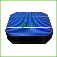 High Efficiency N Type Mono - Crystalline Silicone Solar Cell CQC / IEC Manufactures