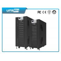 Three Phase Out 10 Kva Online UPS For Internet Data Center Pure Sinewave Manufactures