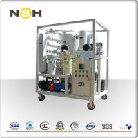 3000LPH Mobile Transformer Insulation Oil Purifier Single Axle Double Stage Vacuum System Manufactures