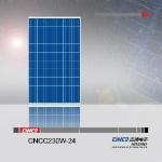 230W Solar Panel (CNCC230-24) Manufactures