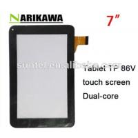 "7"" China supplier hot TP 86v touch screen tablet touch screen Manufactures"