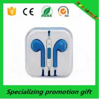 Fashionable Electronic Promotional Products Android / iphone Earphone Manufactures