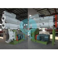 China Floating Fish Feed Pellet Machine / Fish Pellet Extruder Machine 110kw for sale