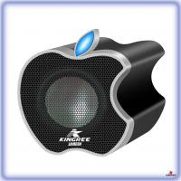 Quality Multimedia USB 2.0 portable speaker for sale