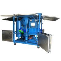 Weather-proof and Dust-proof Type Insulating Oil Regeneration Filter 9000L/H Manufactures