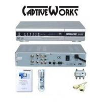 Captive Works CW-600S Premium Satellite Receiver From China Manufactures