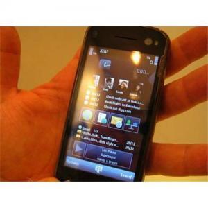 Nokia n97 Multimedia Smartphone cell phone