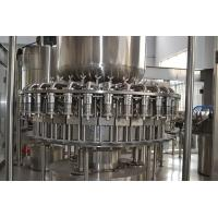 China Full Automatic fruit Juice Filling Machine Stainess Steel  Beverage Filling Machine wholesale