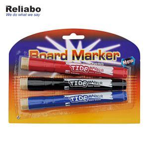 China Multi Coloured Whiteboard Marker Pen Promotional Pen Body Type on sale