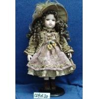 16 Porcelain Doll CD91620 Manufactures