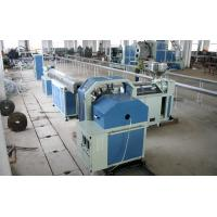 China High Speed Plastic Pipe Extrusion Line Button Controlled Simple And Quick Operation on sale