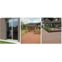 WPC (wood and plastic composite) Outdoor Decking Manufactures