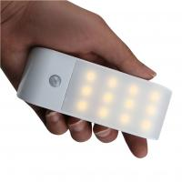 Wireless Infrared Wall LED Night Light, USB Rechargeable Motion Sensor Light Manufactures
