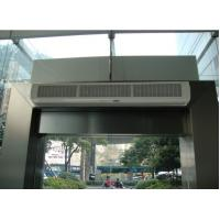 China Big Airflow Industrial Commercial Air Curtains / Stainless Steel Air Curtains on sale