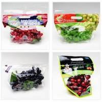 Health Food Grade Plastic Bag Stand Up Resealable Pouches Logo Printable Manufactures