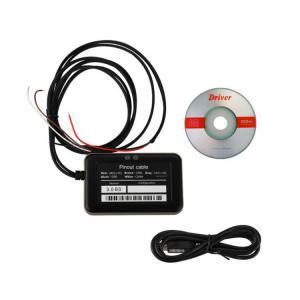 V3.0 Truck Diagnostic Cable , Truck Adblue Emulator 8 in 1 Diagnostic with NOx Sensor Programing Adapter Manufactures
