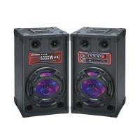 10 Inch Subwoofer Portable Bluetooth Battery Powered PA Speaker For Home Party Manufactures