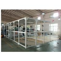 Quality Biological Lab Modular Softwall Clean Room Class 10000 , Hospital Pharmacy Clean for sale