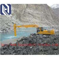 Q345 Hydraulic Crawler Excavator With 21T Weight And 0x3M3 Bucket Capacity Weichai Engine Manufactures
