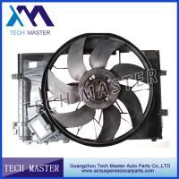Automotive Cooling Fans For Mercedes W203 Radiator Fan Motor 2035000093 , 2035000293 Manufactures
