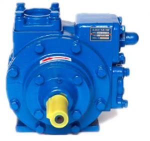 Sliding Vane Electric Fuel Pump 140l/m Flow Rate , LPG Filling Pump YB-40 LPG Series Manufactures