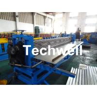 G550 Barrel Corrugation Machine, Horizontal Corrugation Machine for 0.18-0.35mm Corrugated Sheets Manufactures