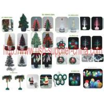 USB Christmas gift light tree - Xmas Multi-colored LED Manufactures