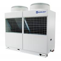 Air Conditioning R410A Refrigerant Modular Air Cooled Heat Pump Unit 63-252kW Manufactures