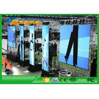 Outdoor P5.95 LED Digital Billboard Signs Die Cast Aluminum Rental Led Panel Manufactures