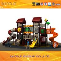 Imported LLDPE,Plastic Playground Material Outdoor Playground Type for fun Manufactures