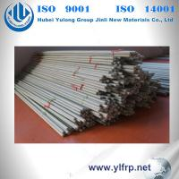 Pultrusion Fiberglass Reinforced Polyester FRP Fully Threaded Rod Manufactures
