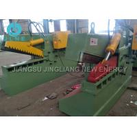China Heavy Duty Hydraulic Metal Cutter Horizontal Manual Feeding PLC Semi Automatic on sale