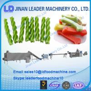 Dog treat making machine/processing line