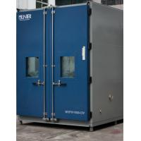 Compact Walk In Test Chamber , Controlled Environment Chamber For Full Size Solar Panels Manufactures