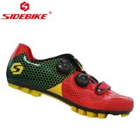 China Non Slip Casual Mountain Bike Shoes Sole Air - Flow Vents Design Dirt Resistant on sale
