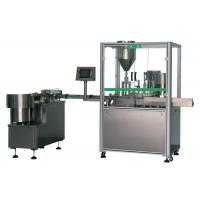 China Cosmetics Lotion Bottling Equipment 15ml To 100ml Spray Bottles Filling Capping on sale
